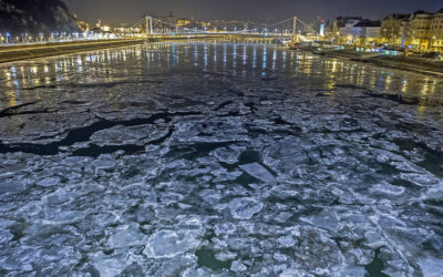 A DunaTaxi első téli szezonja